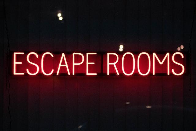 Escape room defination